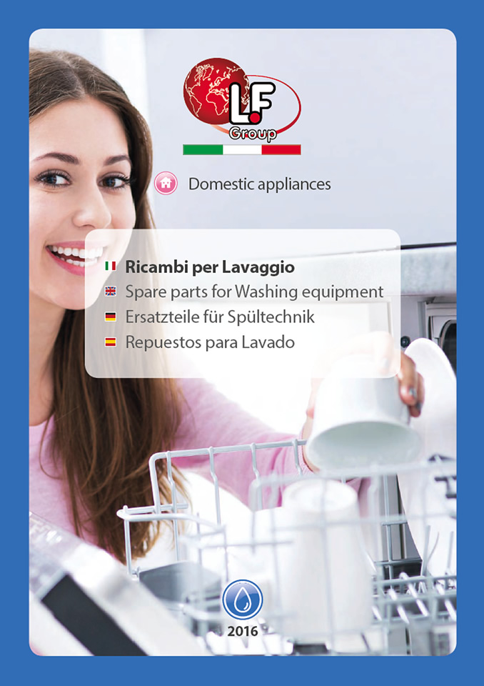 DOMESTIC WASHING EQUIPMENT