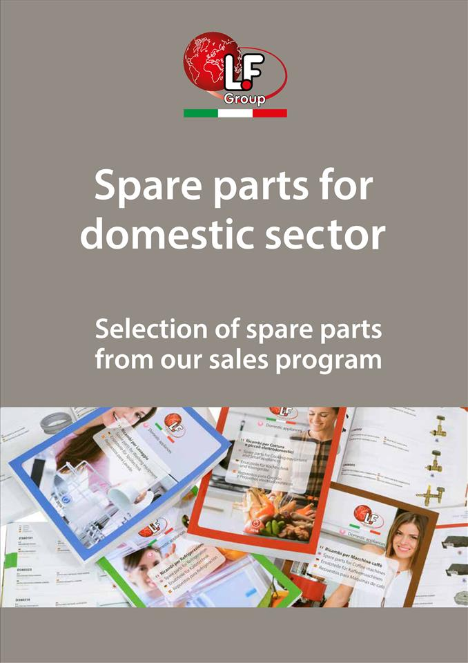 Spare parts domestic sector - Fast Movers 03/2017