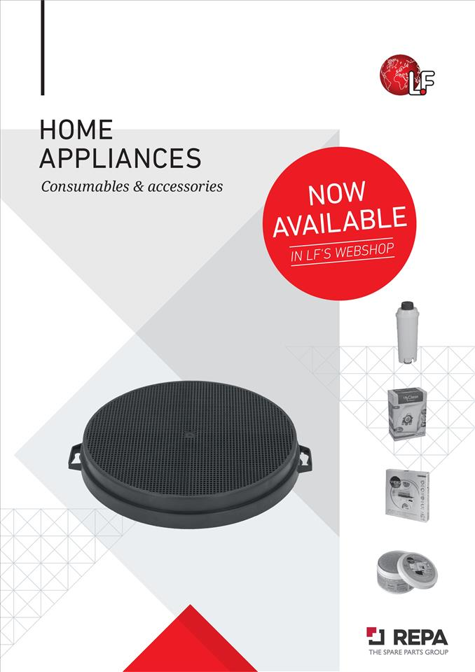 Home Appliances Consumables & Accessories 04/2020
