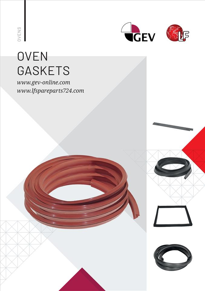 Oven gaskets 10/2019