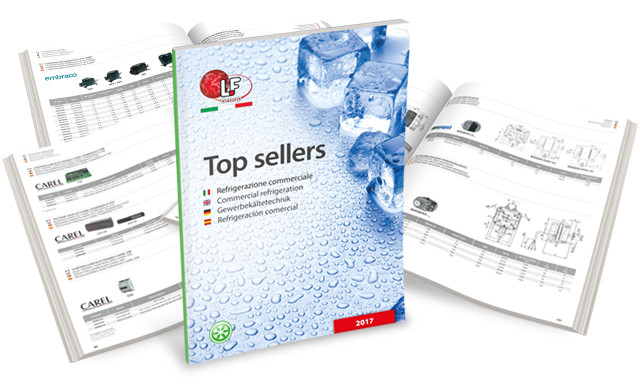 Top sellers: commercial refrigeration 2017