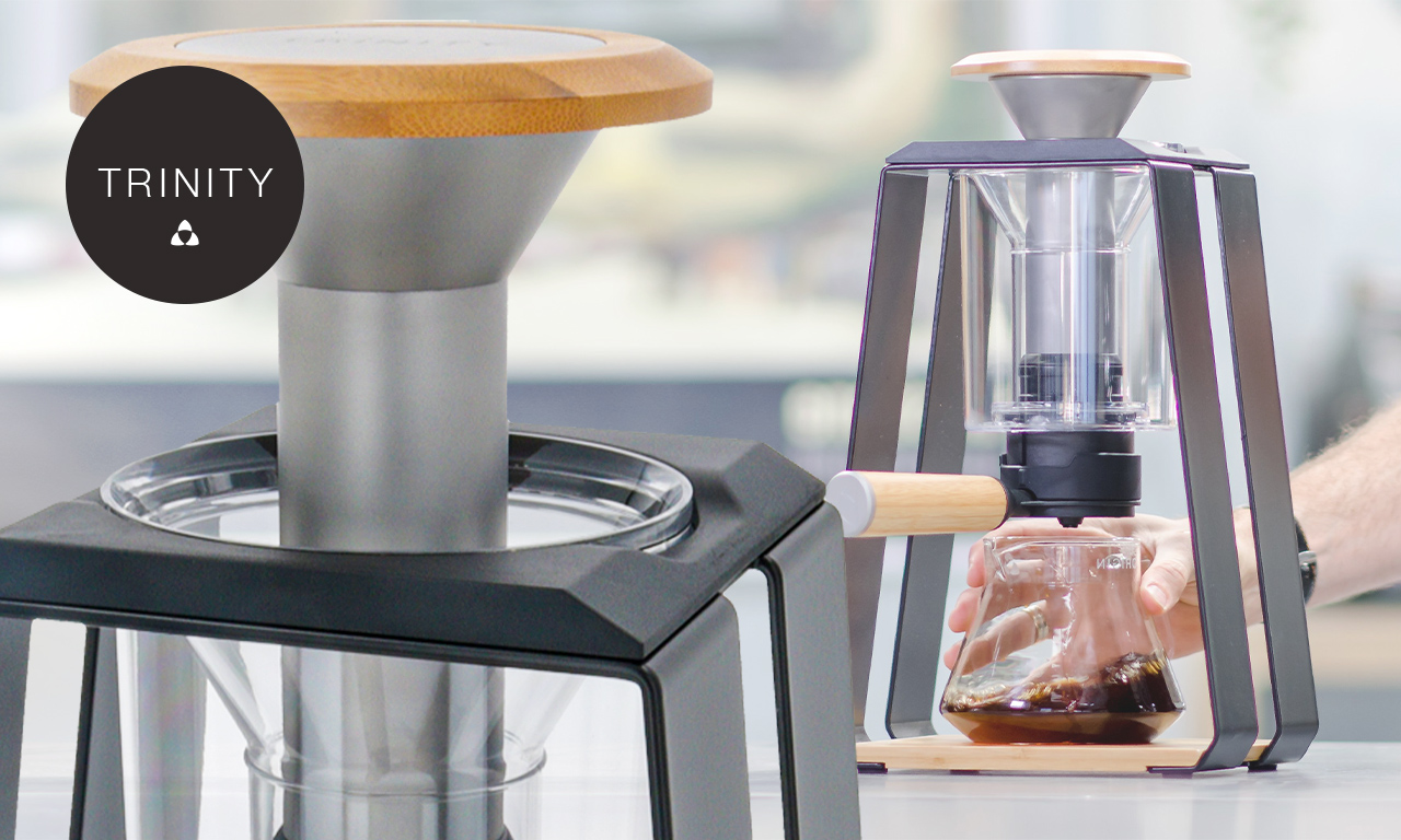 Trinity One coffee system